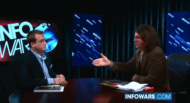 Public School Is Brainwashing / Richard Grove interviewed by Rob Dew on the InfoWars Nightly News