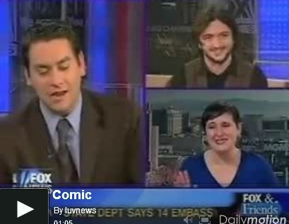 Comedian Lee Camp: Fox News a 'festival of ignorance'
