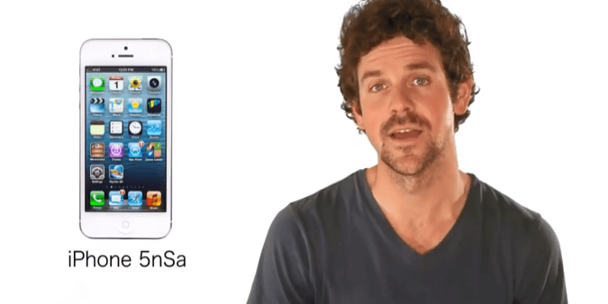 Introducing the new iPhone nSa: the best surveillance device to date!