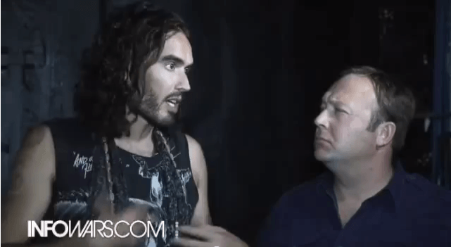 Russell Brand: Humanity Coming Out of The Cave