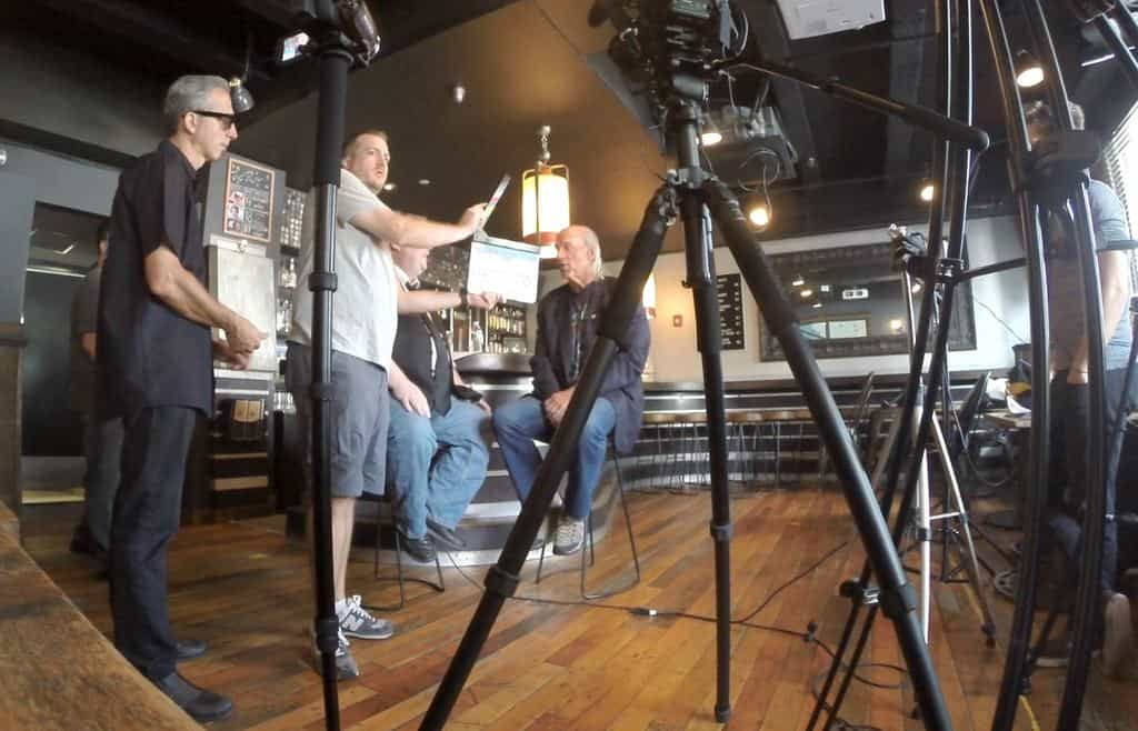 Gov Jesse Ventura Meets Loose Change 911 Creator Dylan Avery