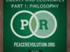 Peace Revolution episode 093: Liberty and Economics | Part 1: Philosophy